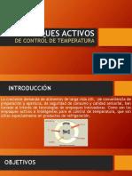 Empaques Activos Control de Temperatura
