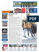 August 18, 2017 Strathmore Times