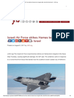 Israeli Air Force strikes Hamas terror targets after rocket fire hits Israel — JNS.pdf