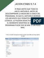 Instalacion del ETABS 9..pptx