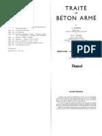 André GUERRIN, Roger Claude LAVAUR, Georges DANEL-Traité de Béton Armé, Volume 6 - Réservoirs, Chateaux d'Eau Et Piscines-Dunod (1972)