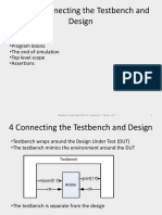Chap 4 Connecting the Testbench and Design(2)