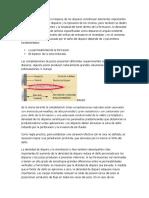 Parametros Del Cañoneo