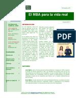 Libro_mba Para La Vida Real_resumen