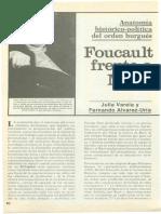 Varela Uria - Foucault frente a Marx.pdf