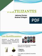 Exposicion de Quimica Fertilizantaes Pp2003