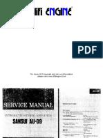Hfe Sansui Au-d9 Service (1)