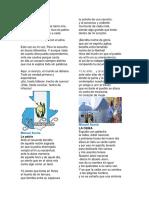 poemas a la patria de Guatemala con autores