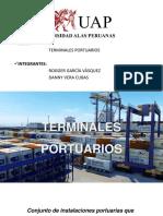 Terminales Portuarios