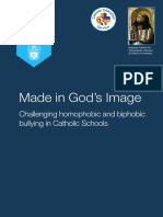 Made in God's Image- Challenging Homophobic and Biphobic Bullying in Catholic Schools
