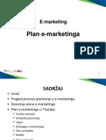 3 Plan E-marketinga
