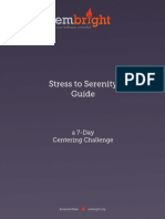 Stress to Serenity Guide