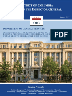 OIG DGS Report