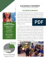 sbarber summer 2017 newsletter