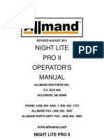 Allmand Night-Lite PRO II Operators Manual.pdf