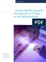 McKinsey - Insurers Need to Plug Into the Internet of Things or Risk Falling Behind