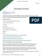 Understanding Wireless Range Calculations