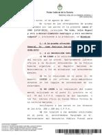 Juicio Oral a Julio De Vido