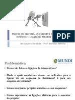 Ligações Elétricas – Diagrama Unifilar e Multifilar