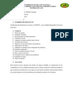 Proyecto de Informatica Blog
