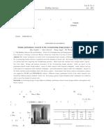 Reconstructing Design of Super High-rise Building; Performance-based Seismic Design Method