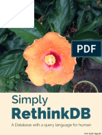 Simply Rethink Db