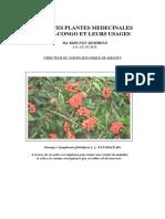 Plantes Medicinales Kibungu