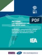 Informe Latinoamericano Cívica 2009