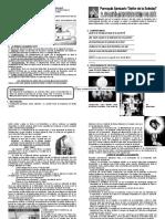 Ficha Nº 21 Eucaristia Encuentro Íntimo Con Cristo