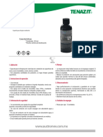 Limpia Oxido Anti Rust 2462