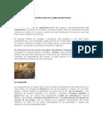La estructura de la obra artehistoria.docx