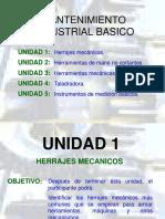 Mtto Industrial Basico
