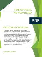 Trabajo Social en Relacion de Ayuda
