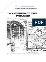 6467493 Mysteries of the Pyramid David H Lewis