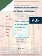 Matriz Energetica y Fuentes de Energia en El Perú
