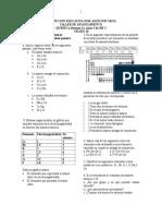 Taller Periodicidad