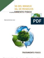 Etapas Del Manejo Integral de Residuos