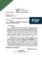 Caso 933-2017 -Prorroga de Plazo