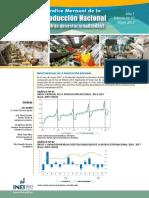 Boletin Informe Desestacionalizado 03 2017