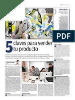 Entrevista a Ramón Pedrosa en Levante-EMV