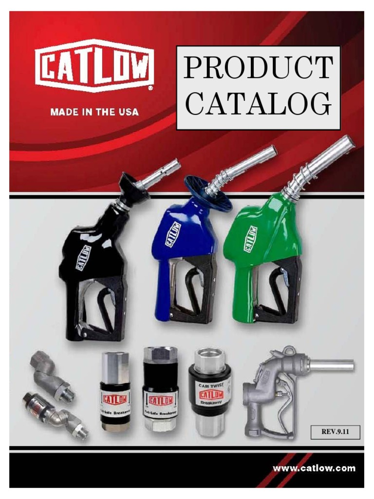 Catlow Fuel Nozzle Catalog | Energy And Resource | Nature
