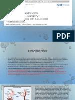 Adaptacion Intestinal Despues de Cirugia Bariatrica 2017