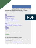 Acreditable Pro Juan Frames de HTML