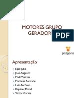 Motores Grupo Geradores