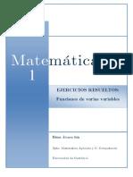 Funciones de Varias Variables (ejercicios resueltos).pdf
