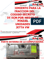 1.- Libro Extraccion Codigo Secreto de Pcm-tablero Jetta a4-Clasico 2002-2015 Con Multicode