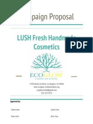 Lush Target Aunce Brand