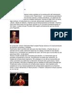 Hisoria de La Flauta Dulce