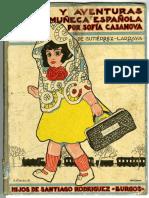 Sofia Casanova Muñeca Española en Rusia