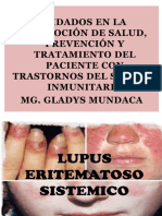 Asistencia en Lupus y Ela